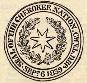 Hukum Georgia Mengambil Tanah Cherokee (20 Desember 1828)