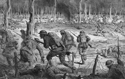 Kampanye Meuse-Argonne Dimulai (26 September 1918) (2)