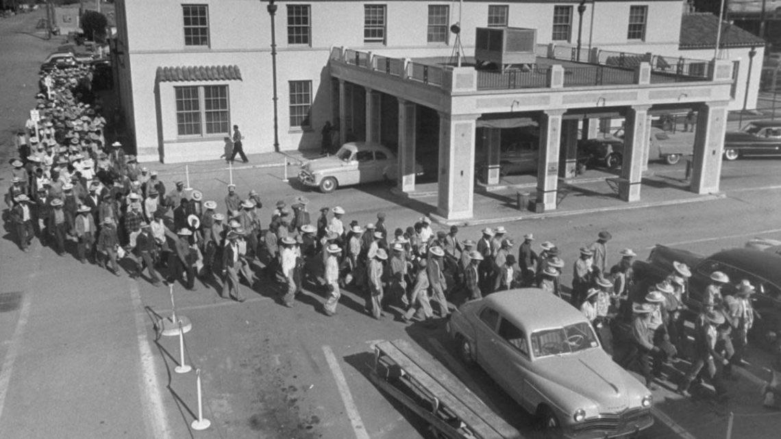 AS Memulai Deportasi Massal Migran Meksiko (9 Juni 1954) (1)