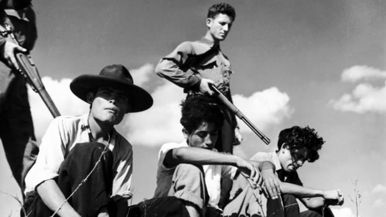 AS Memulai Deportasi Massal Migran Meksiko (9 Juni 1954) (2)