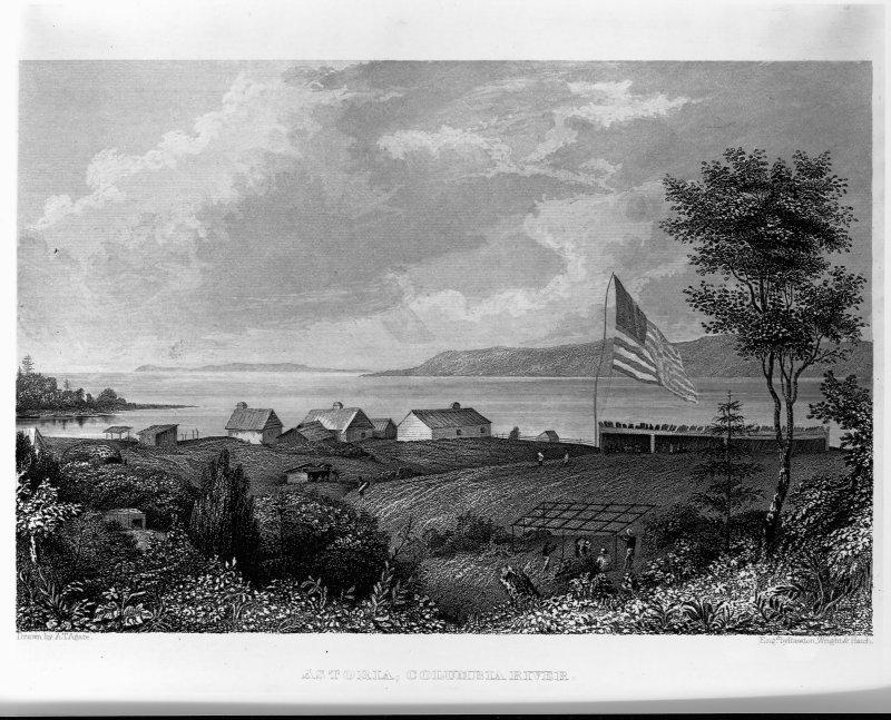 Perjanjian Oregon dan Perbatasan Kanada (15 Juni 1846)