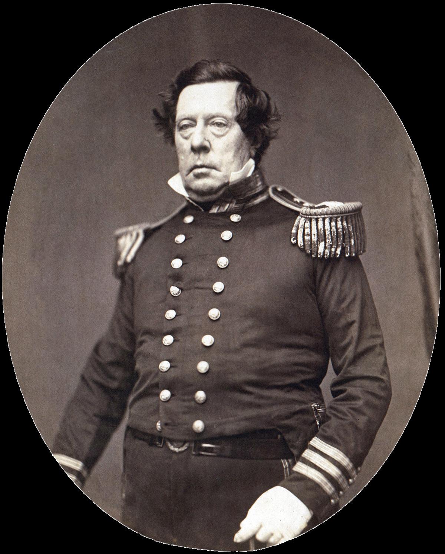 Komodor Perry Mencapai Tokyo (8 Juli 1853)