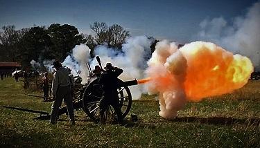 Cherokee Artillery