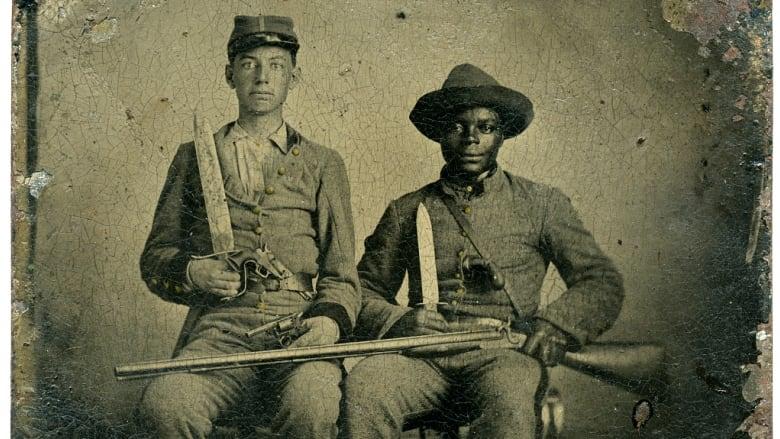 The Black Confederate